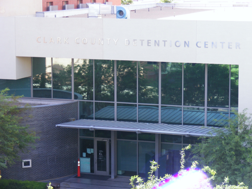 Front Entrance: CCDC Downtown Las Vegas - Inmate Search CCDC