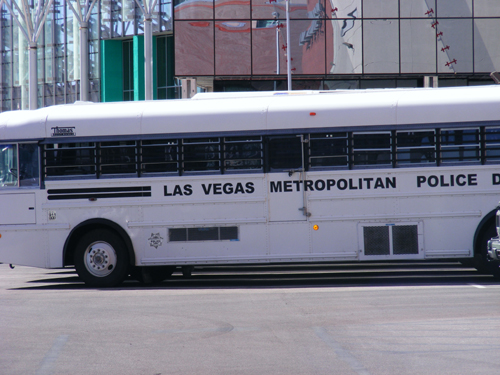 Inmate Search CCDC - Las Vegas Metropolitan Police Department Bus