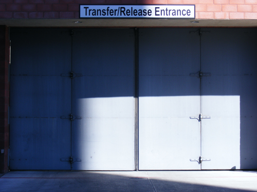 Inmate Search CCDC - Transfer Release Entrance