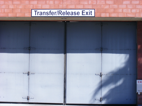 Inmate Search CCDC - Transfer Release Exit