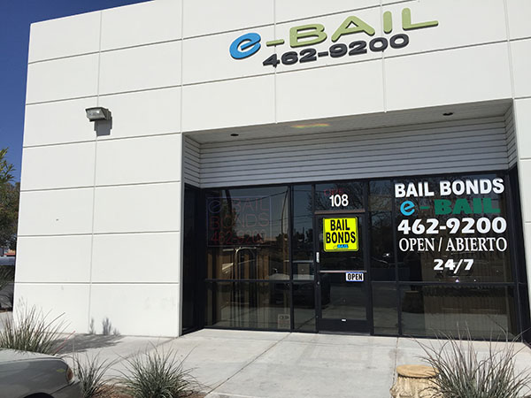 Fast Bail Bonds Las Vegas Nevada