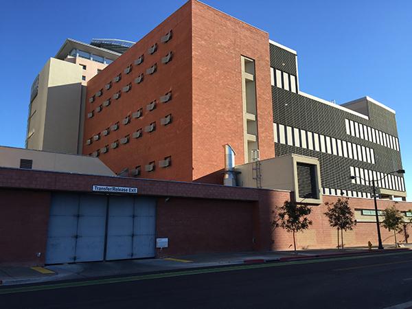 Clark County Detention Center Mugshots