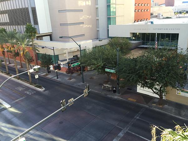 Las Vegas Nevada Clark County Jails