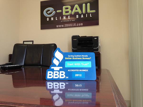 BBB Accredited Bail Bonds Las Vegas