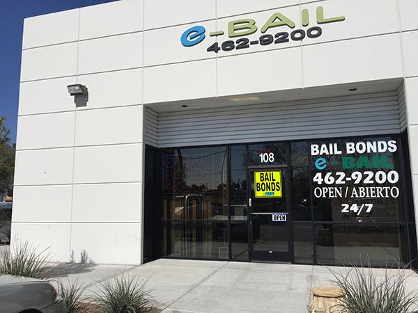 Bail Bonds Las Vegas Nevada